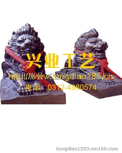 【兴业铜雕工艺品厂提供动物雕塑】雕塑批发价格