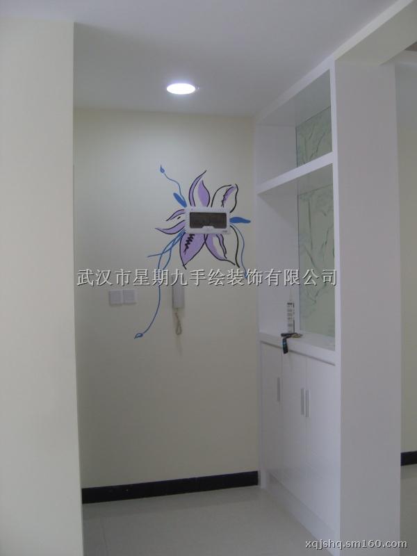 武昌手绘壁画设计