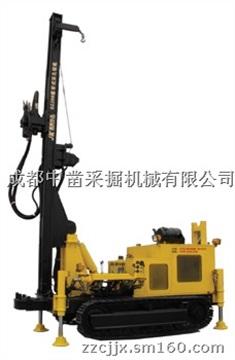SZ200型履带式地热水井孔钻机