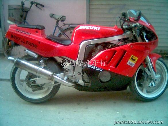 【铃木suzuki rf400摩托车特价:¥3750元】摩托车及