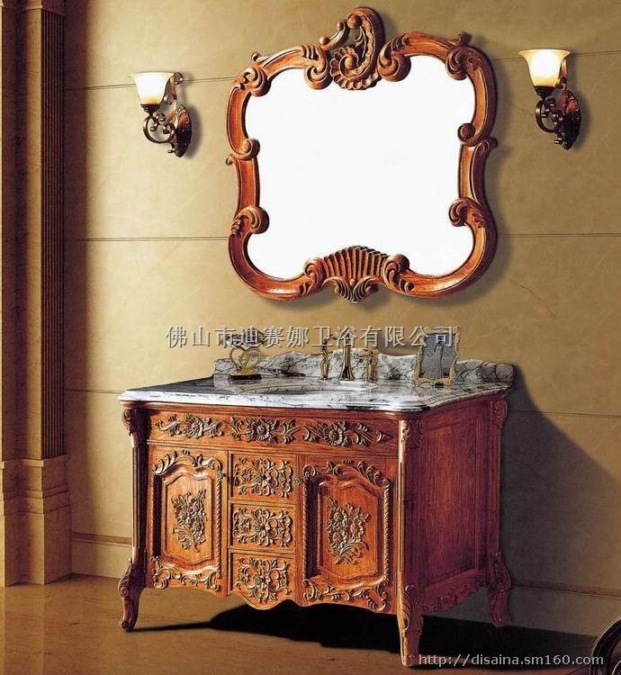 【佛山欧式浴室柜,佛山欧式浴室家具