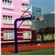 西安篮球架-地埋圆管篮球架