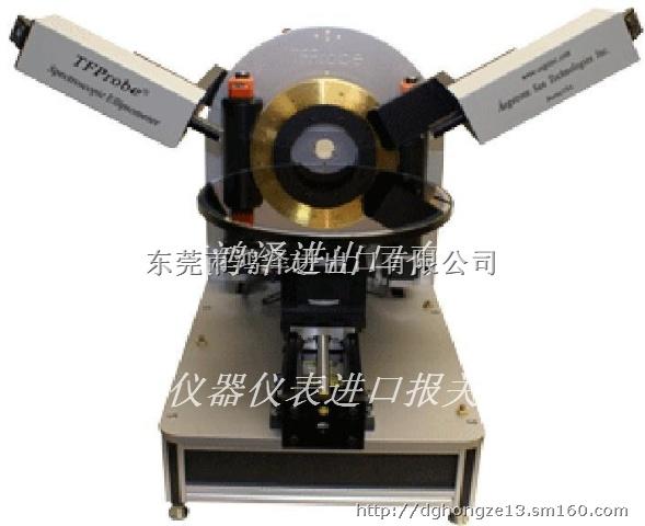 光学常数以及材料微结构的光学测量设备