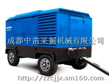 柳州富达LUY系列移动式螺杆空气压缩机