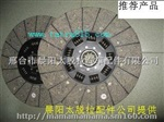 太脱拉离合器片太脱拉T815离合器摩擦片厂家