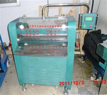 厂家直销  供应  高性价比多功能全自动氟胶切胶机