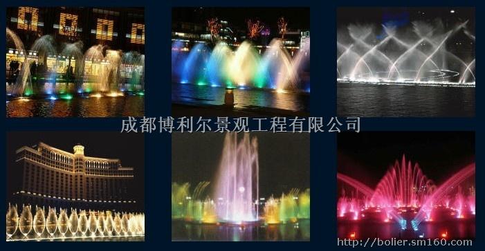 喷泉排管设计图