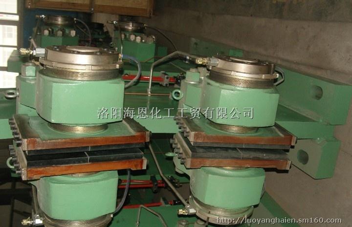 制动器 矿用ag国际厅外挂有吗盘形制动器 提升机刹车系统