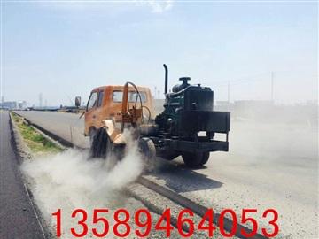 大型公路路边石开槽机/路沿石挖沟机