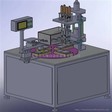 厂家直销 全自动转台锁螺丝机 转盘式全自动螺丝机