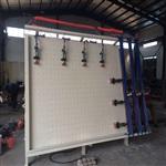 供应销售组装机 单面带孔门窗组装机 青岛木工机