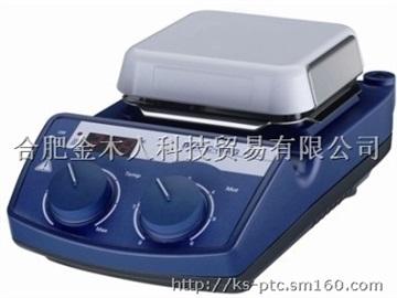 IKA无缝陶瓷面板加热磁力搅拌器C-MAG HS4