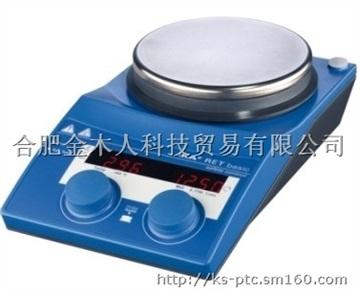 德国IKA加热型磁力搅拌器RET