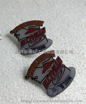 请问深圳哪里做企业logo胸牌做的便宜,深圳襟针厂