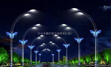 街道亮化灯-路灯杆亮化灯-路灯杆装饰灯