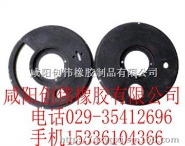 喷浆机扇形板,橡胶耐磨板