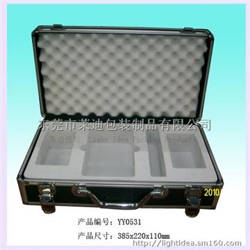 東莞市萊迪鋁箱廠供應防靜電產品工具箱,防靜電包裝箱
