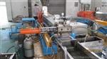 低烟无卤电缆料造粒机