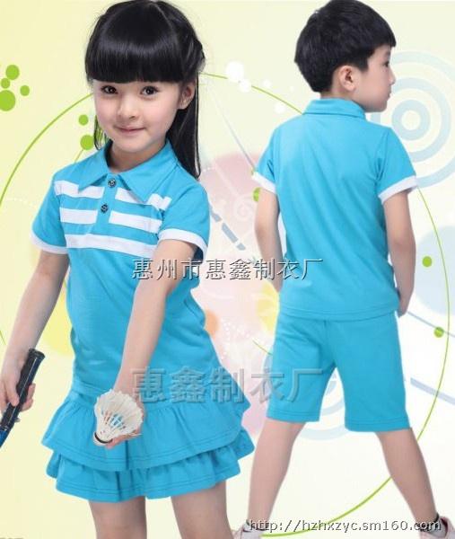 一家集服装产品设计,生产,销售为一体的专业惠州校服,惠州幼儿园服装