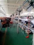 電動汽車裝配生產流水線由南京博萃公司專業設計制造