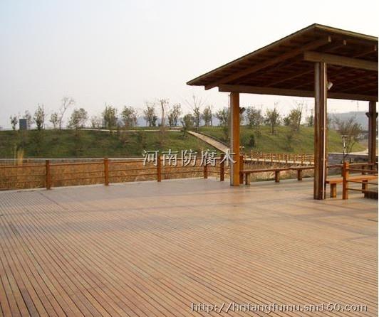【户外防腐木地板保养方法】木质型材批发价格