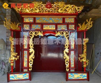 寺庙供桌,佛台