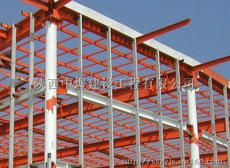 农村钢铁结构房