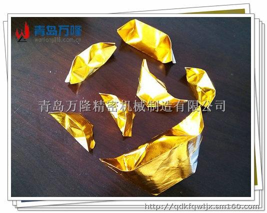 【金银纸元宝折叠机】造纸设备及配件批发价格
