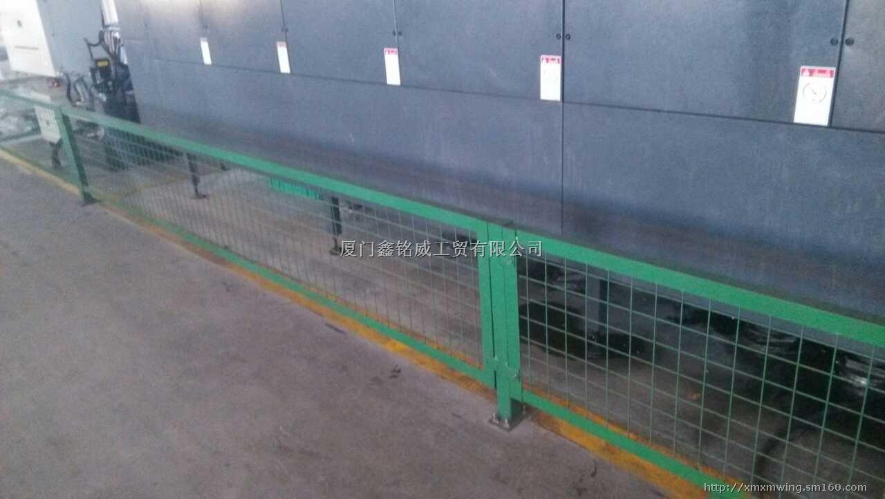 焊接护栏安装步骤与注意事项