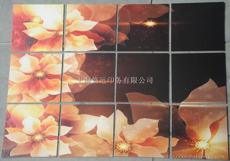 最简单的制作陶瓷背景墙拼画的方法