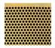 供应不锈钢精密圆孔网板