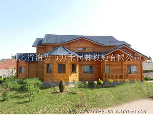 中国的大量古建筑也采用木结构,木结构房屋便于维护,木结构房屋具有更