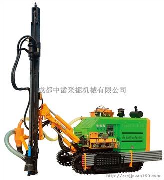 ZGYX-421一体式露天潜孔钻车参数价格