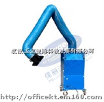 焊接烟尘净化器(焊接烟气净化机)