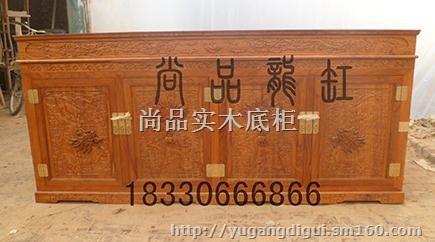 【实木鱼缸底柜制作】其他批发价格,厂家,图片,采购