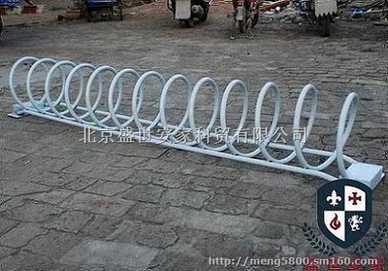 供应自行车停车位,停放架自行车架,自行车地锁地龙图片