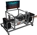QCJ-3汽车离合器拆装检测工作台