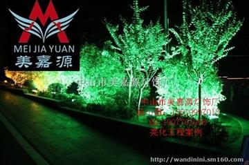 LED投树灯/投光灯,园林亮化装饰灯,户外亮化灯