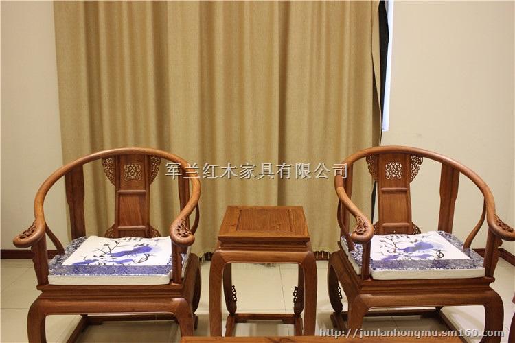 【缅花皇宫椅沙发-红木家具-古典家具】其他批发价格