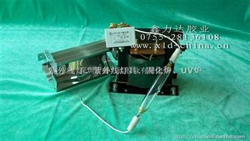 供TOKIA-UVA1000型紫外线灯具散件(四件