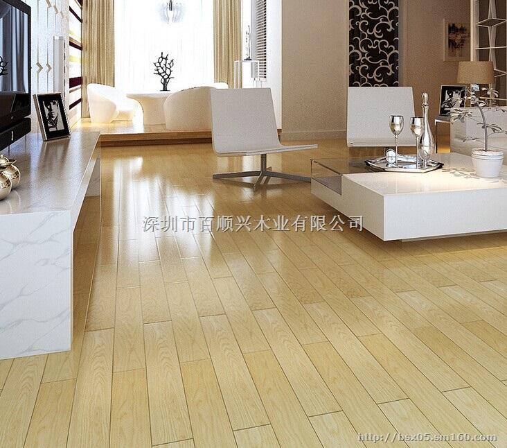 【美国红橡木地板 卧室地板批发