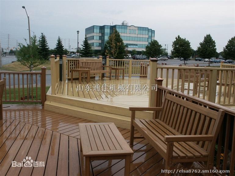 塑木亭子厂家直销 优质户外木塑 特价塑木供应
