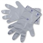 诺斯 SSG银色复合膜手套 ?#36864;?#30897;手套 防化手套