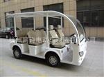 厂家供应经典8座电动观光游览车