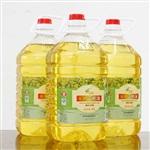 玉树食用油精炼一级菜籽油5L非转基因压榨菜籽油批发
