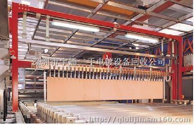 【供应二手线路板pcb电镀线设备回收电路板电镀生产