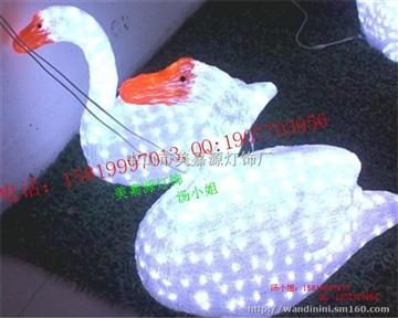 企鹅造型灯,3D动物灯,动物滴胶造型灯