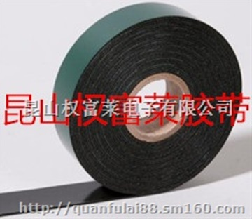黑色泡棉单面胶带 双面黑色泡棉胶带