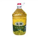 玉树一级菜籽油5L非转基因食用油物理压榨植物油菜油