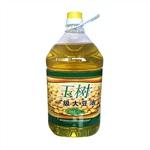 玉树一级大豆油食用油5L原料饱满营养丰富量大从优